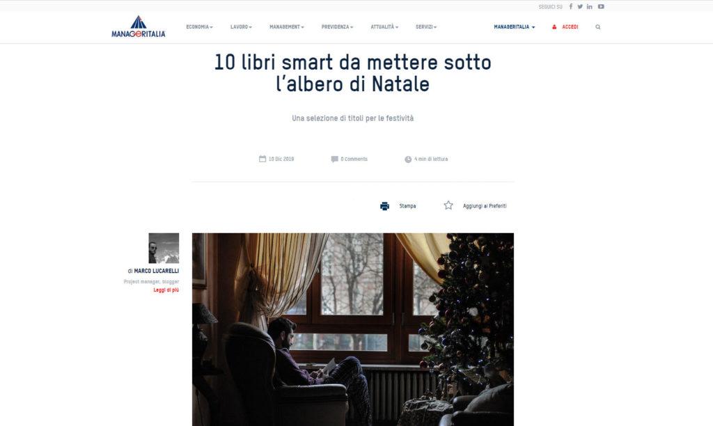 Referral Tasting - Claudio Messina - Manager Italia dicembre 2019