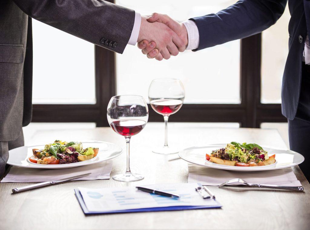 Il progetto Referral Tasting - Business a tavola - Claudio Messina