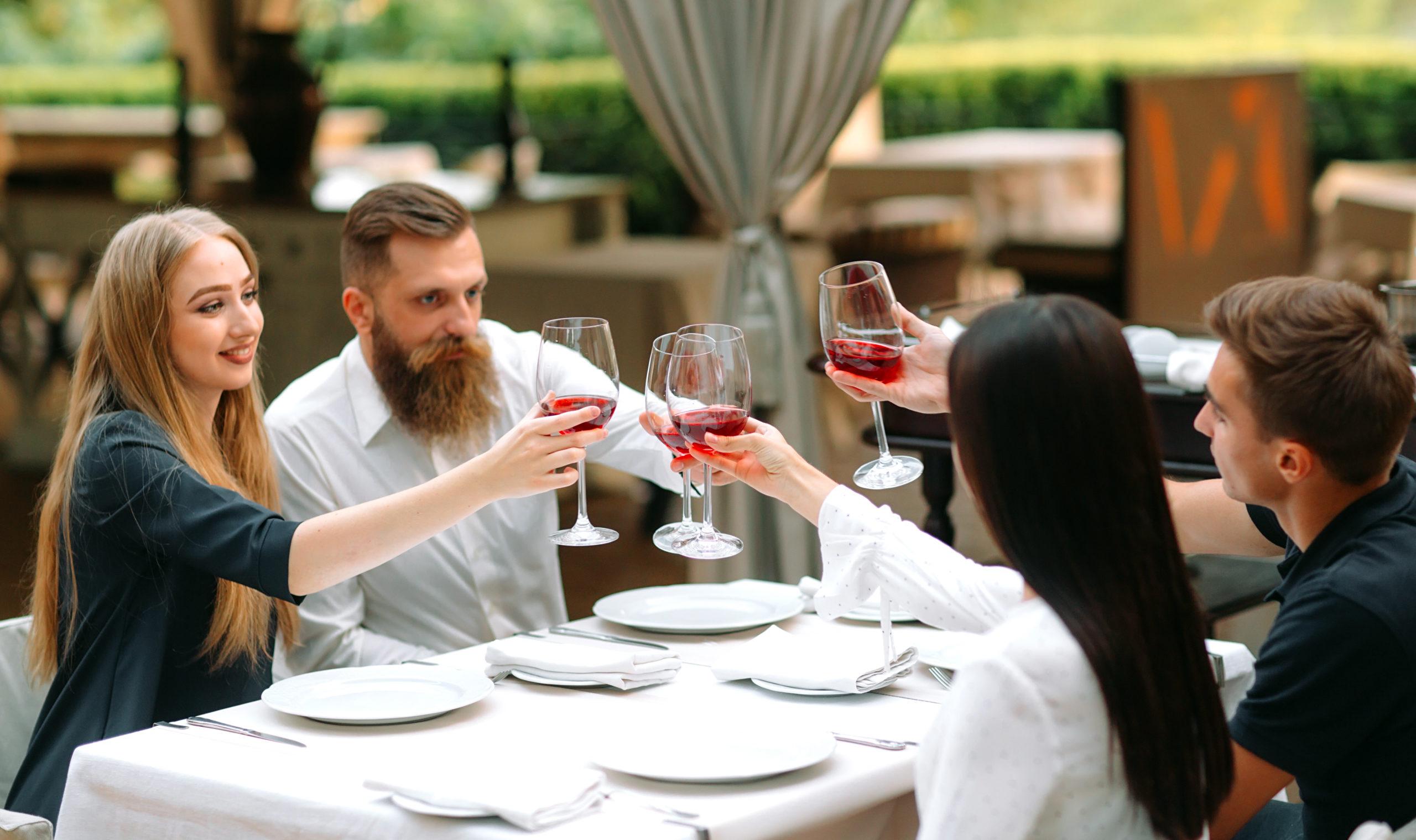 Referral Tasting - Claudio Messina - Businessa a tavola