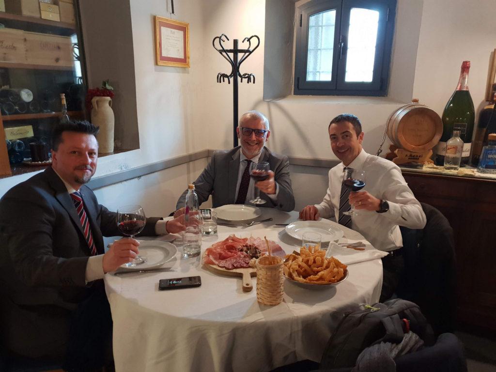 referral Tasting - Business a tavola: l'importanza del luogo - Claudio Messina