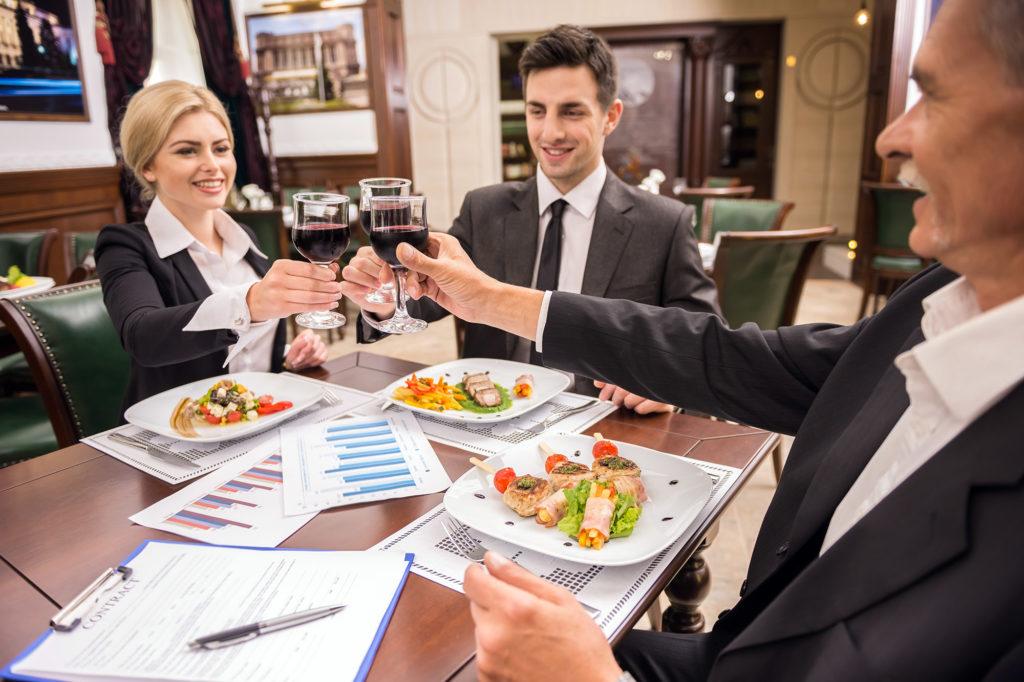 Buon cibo o cibo buono? - Referral Tasting - Claudio Messina - Business a tavola
