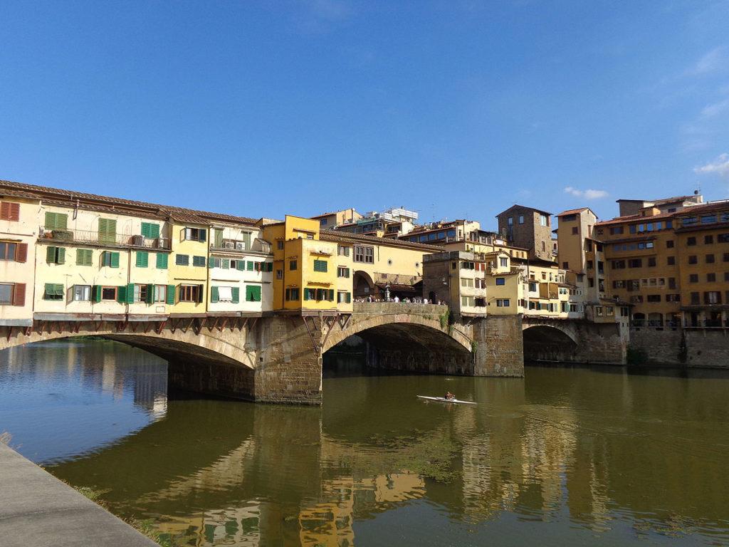 Firenze - Ponte Vecchio - Grazie Italia - Claudio Messina - Business a tavola