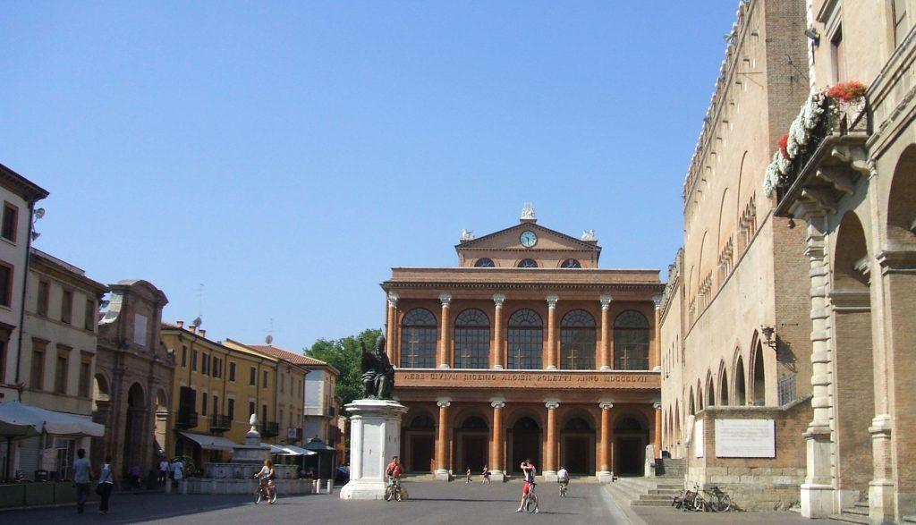 Rimini Piazza Cavour