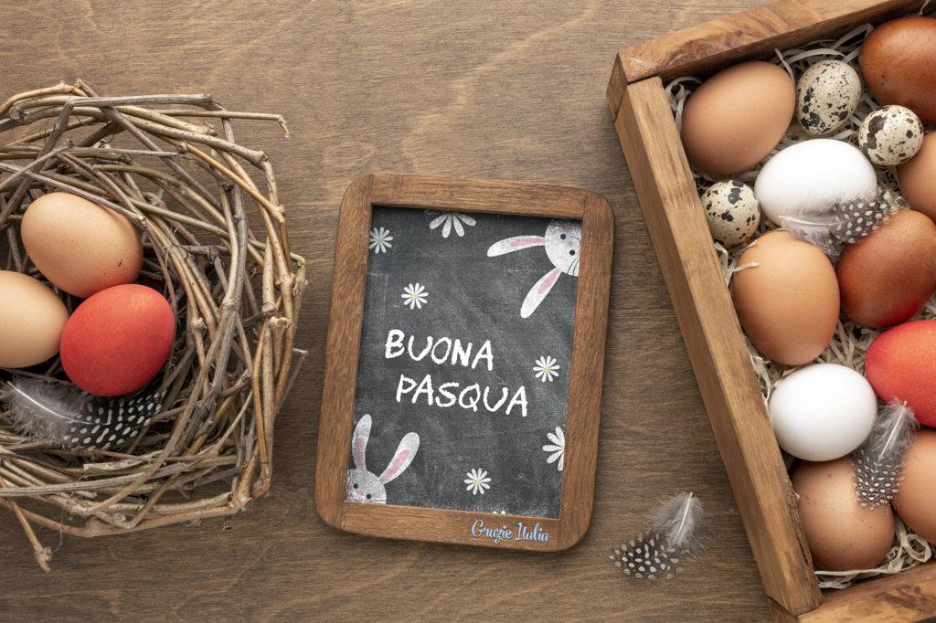 Buona Pasqua - Grazie Italia - Referral Tasting - Claudio Messina - Matteo Galiano