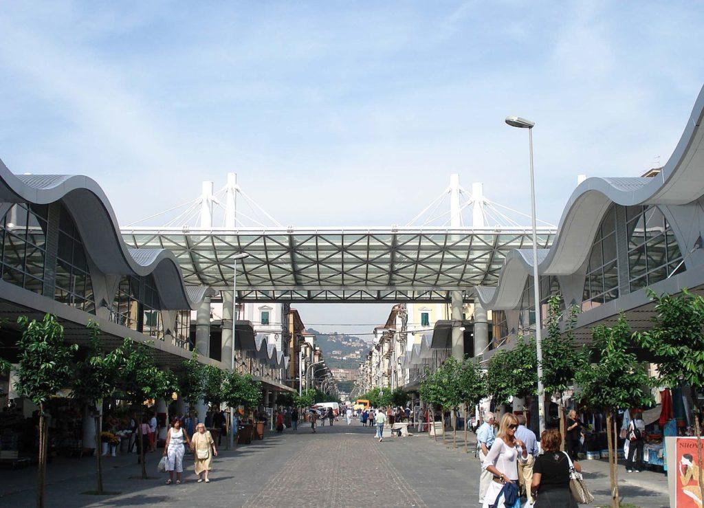 La Spezia – Piazza del Mercato – Grazie Italia – Business a tavola – Claudio Messina