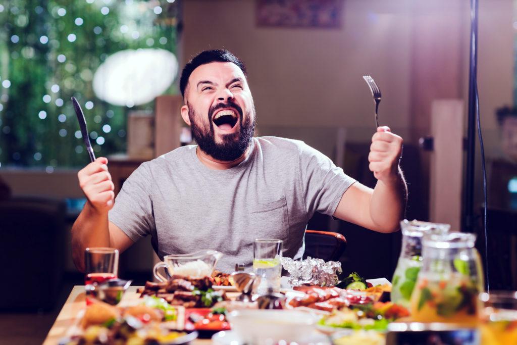 Cibo per l'anima – Referral Tasting – Business a tavola – Claudio Messina