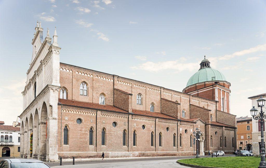 Vicenza – Cattedrale di Santa Maria Annunciata – Grazie Italia – Business a tavola – Claudio Messina