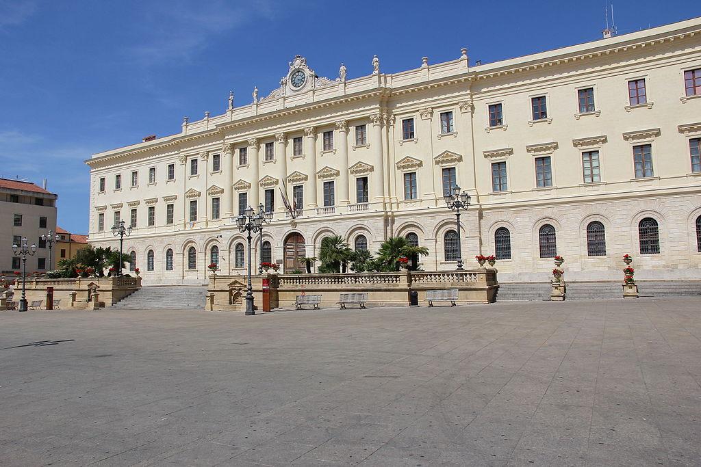 Sassari - Palazzo della Provincia - Grazie Italia - Claudio Messina - Business a tavola