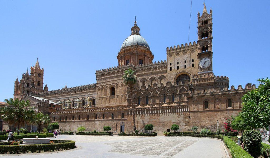 Palermo – Cattedrale di Palermo – Grazie Italia – Business a tavola – Claudio Messina – foto di Carlo Pelagalli