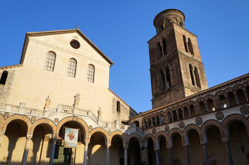 Salerno – Cattedrale di Santa Maria degli Angeli – Grazie Italia – Business a tavola – Claudio Messina