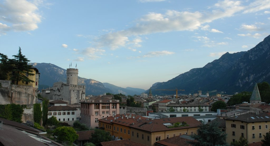 Trento – Panorama – Grazie Italia – Business a tavola – Claudio Messina