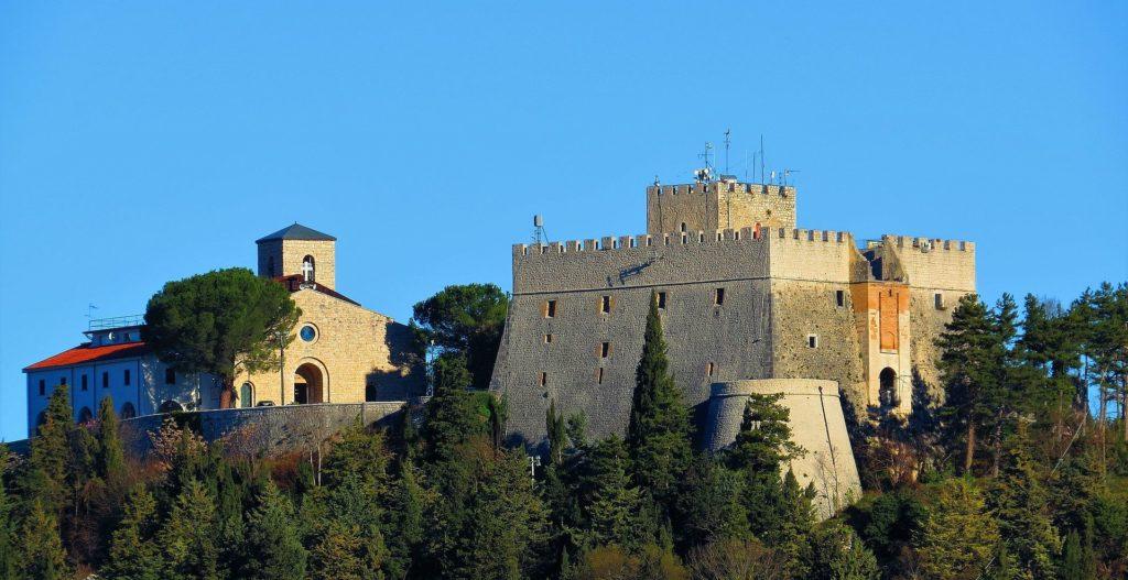 Campobasso – Castello Monforte – Grazie Italia – Business a tavola – Claudio Messina
