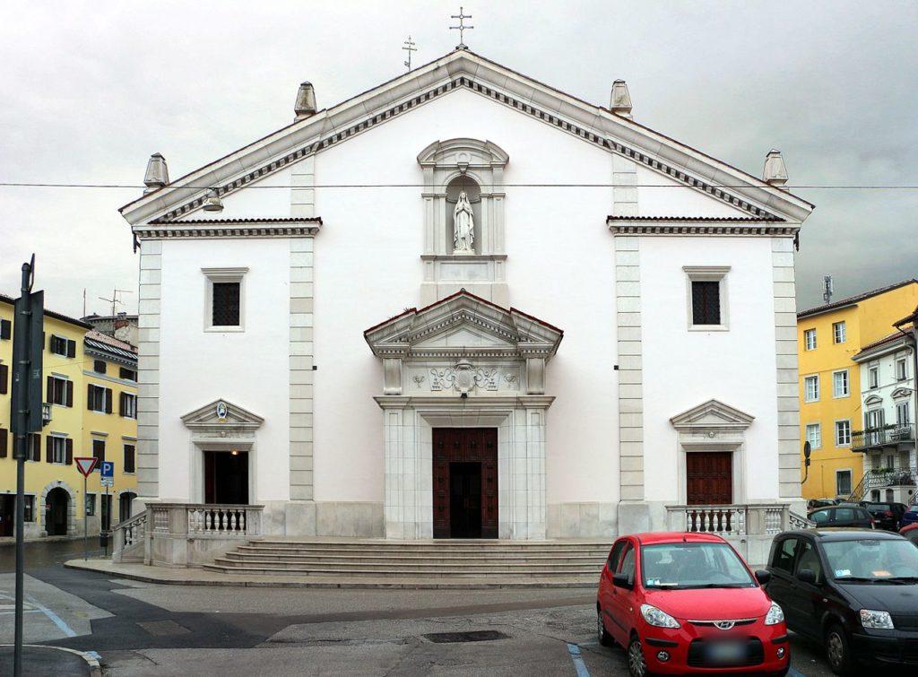 Gorizia – Cattedrale dei Santi Ilario e Taziano – Grazie Italia – Business a tavola – Claudio Messina