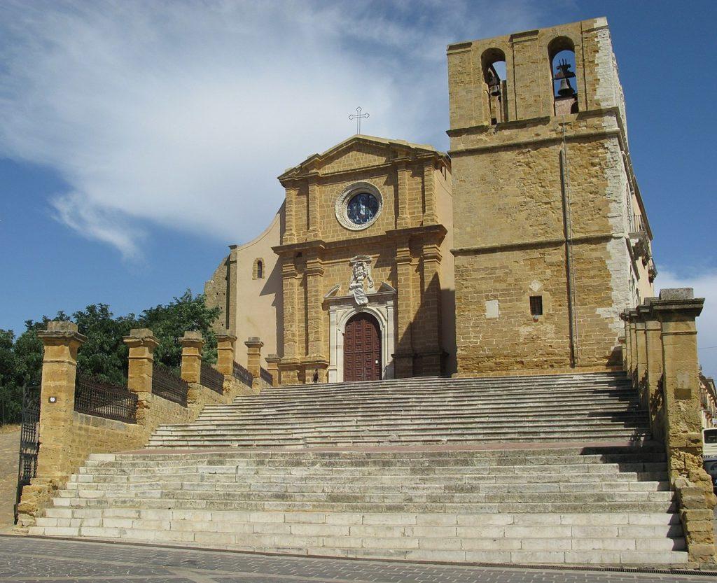 Agrigento – Cattedrale di San Gerlando – Grazie Italia – Business a tavola – Claudio Messina