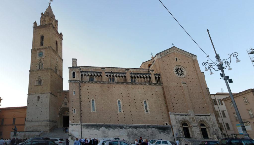 Chieti – Cattedrale di San Giustino – Grazie Italia – Business a tavola – Claudio Messina
