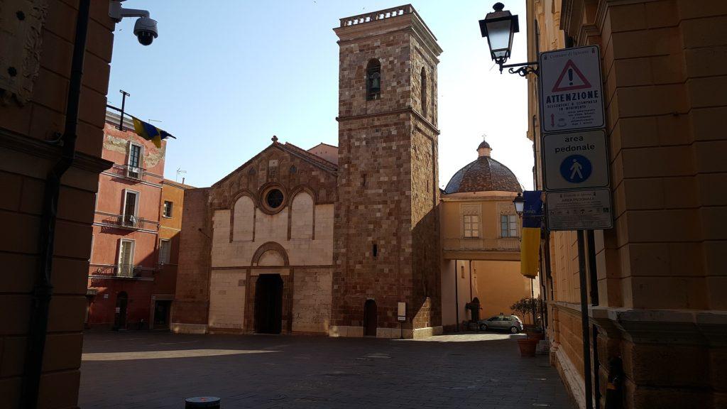 Sud Sardegna – Cattedrale di Santa Chiara – Grazie Italia – Business a tavola – Claudio Messina