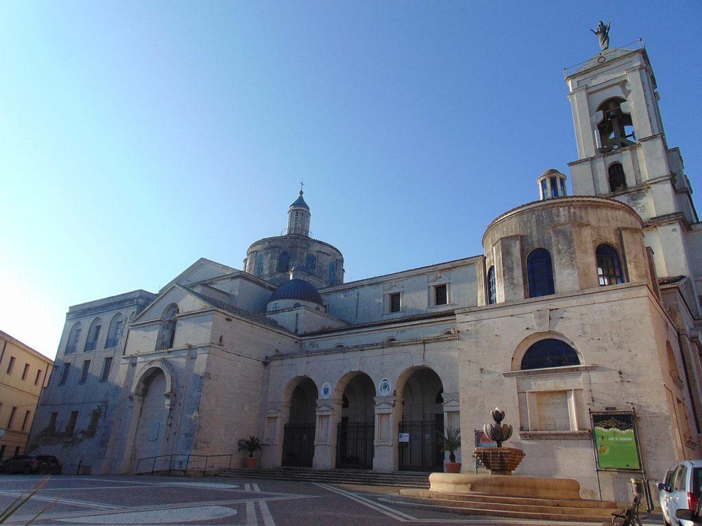 Catanzaro – Cattedrale di Santa Maria Assunta – Grazie Italia – Business a tavola – Claudio Messina