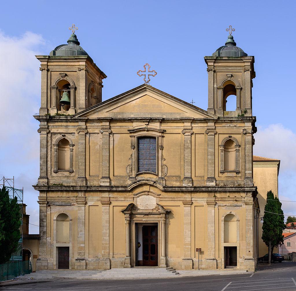 Vibo Valentia – Chiesa di Santa Maria Maggiore e San Leoluca – Grazie Italia – Business a tavola – Claudio Messina