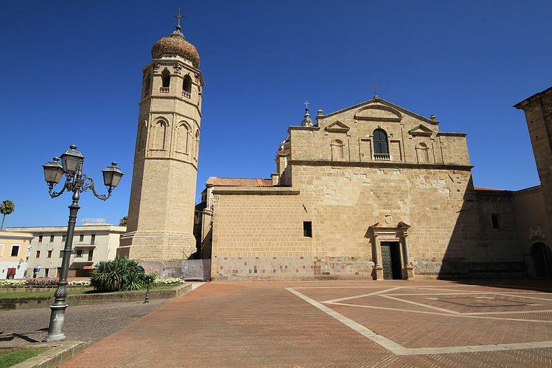 Oristano – Duomo di Santa Maria Assunta – Grazie Italia – Business a tavola – Claudio Messina