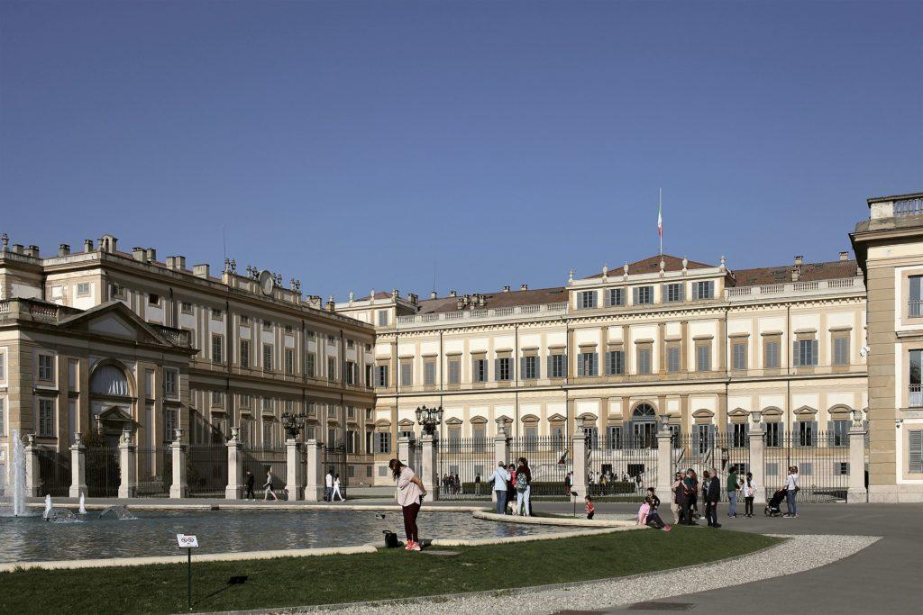 Monza e della Brianza – Villa Reale – Grazie Italia – Business a tavola – Claudio Messina