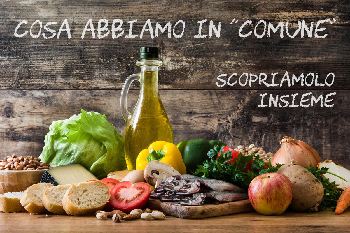 Cosa abbiamo in Comune – Grazie Italia – Business a tavola – Claudio Messina
