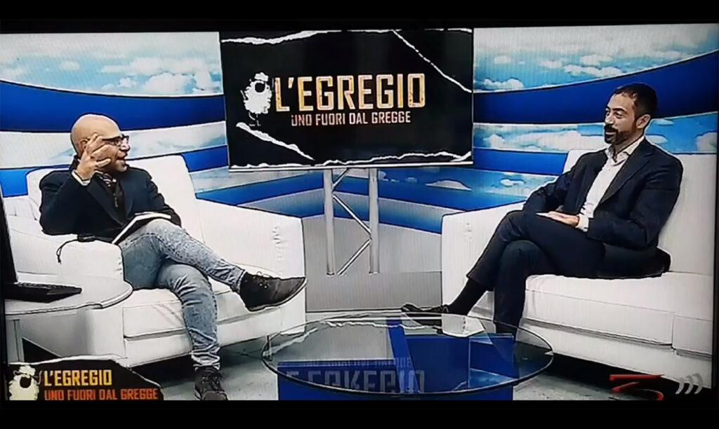 Intervista a L'Egregio ottobre 2020 con Max Rigano